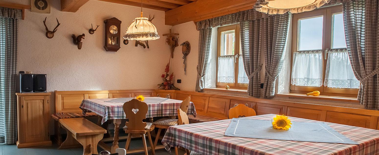 Landhaus Altweck Wegscheid - Aufenthaltsraum