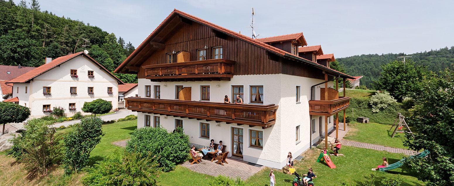 Landhaus Altweck in Wegscheid