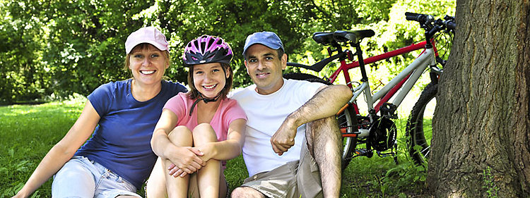 Radfahren im Wegscheider Land