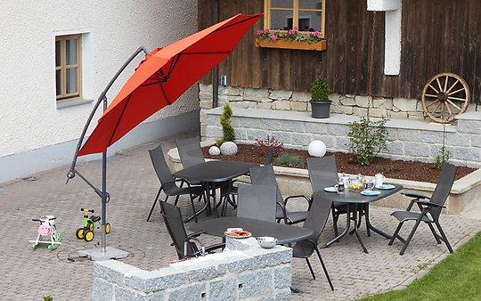 Landhaus Altweck im Bayerischen Wald - Grillplatz