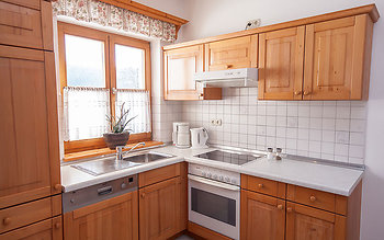 Ferienwohnungen in Bayern - Küche